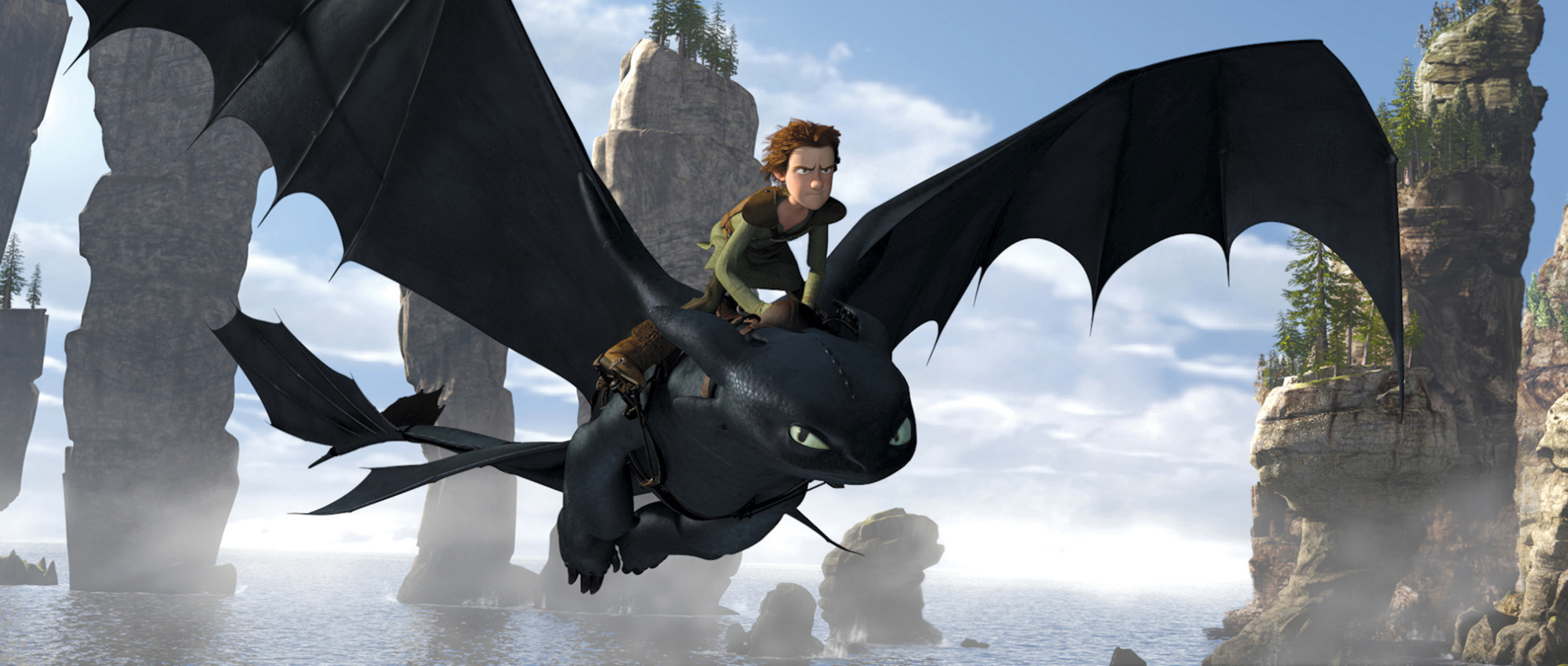 7. 'How to Train Your Dragon' (2010)