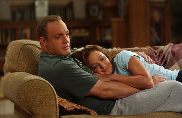 16. Doug and Carrie on 'King of Queens'