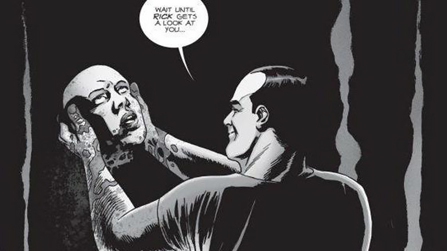 Negan vs. Alpha and The Whisperers