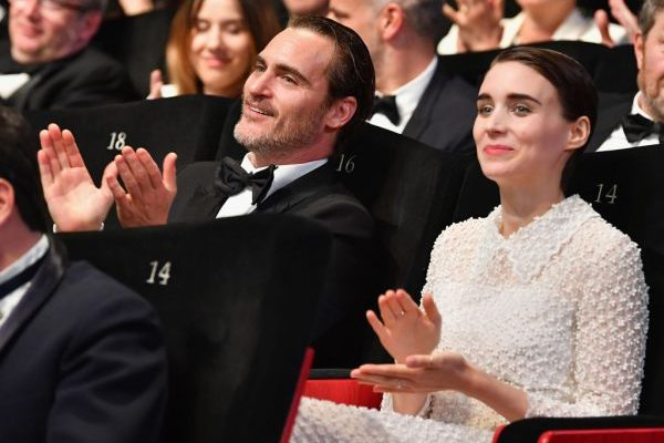 Joaquin Phoenix About to Marry Fiancee Rooney Mara, Wedding Goers Just Glad the Groom Isn't Expected to Give Speech