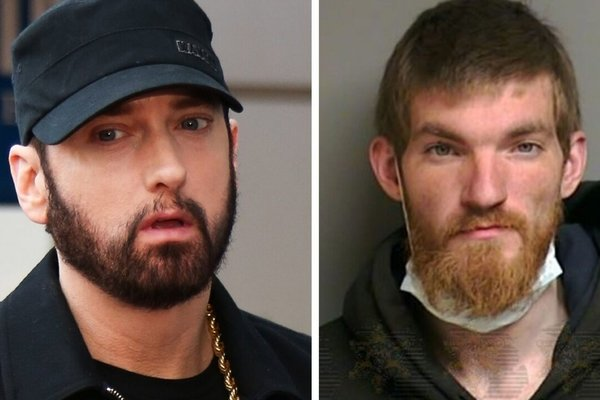 Eminem Confronts Intruder in His Detroit Home, Apparently Much Less Intimidating in His Jammies