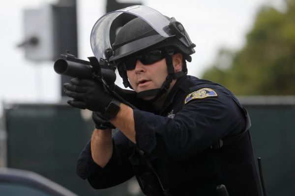 San Jose Police Fire Rubber Bullets at Their Own Trainer, Rupturing His Testicle (That's Nuts)