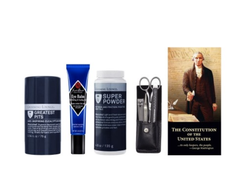 GroomingLounge.com's The 'Quid Pro Quo' Kit