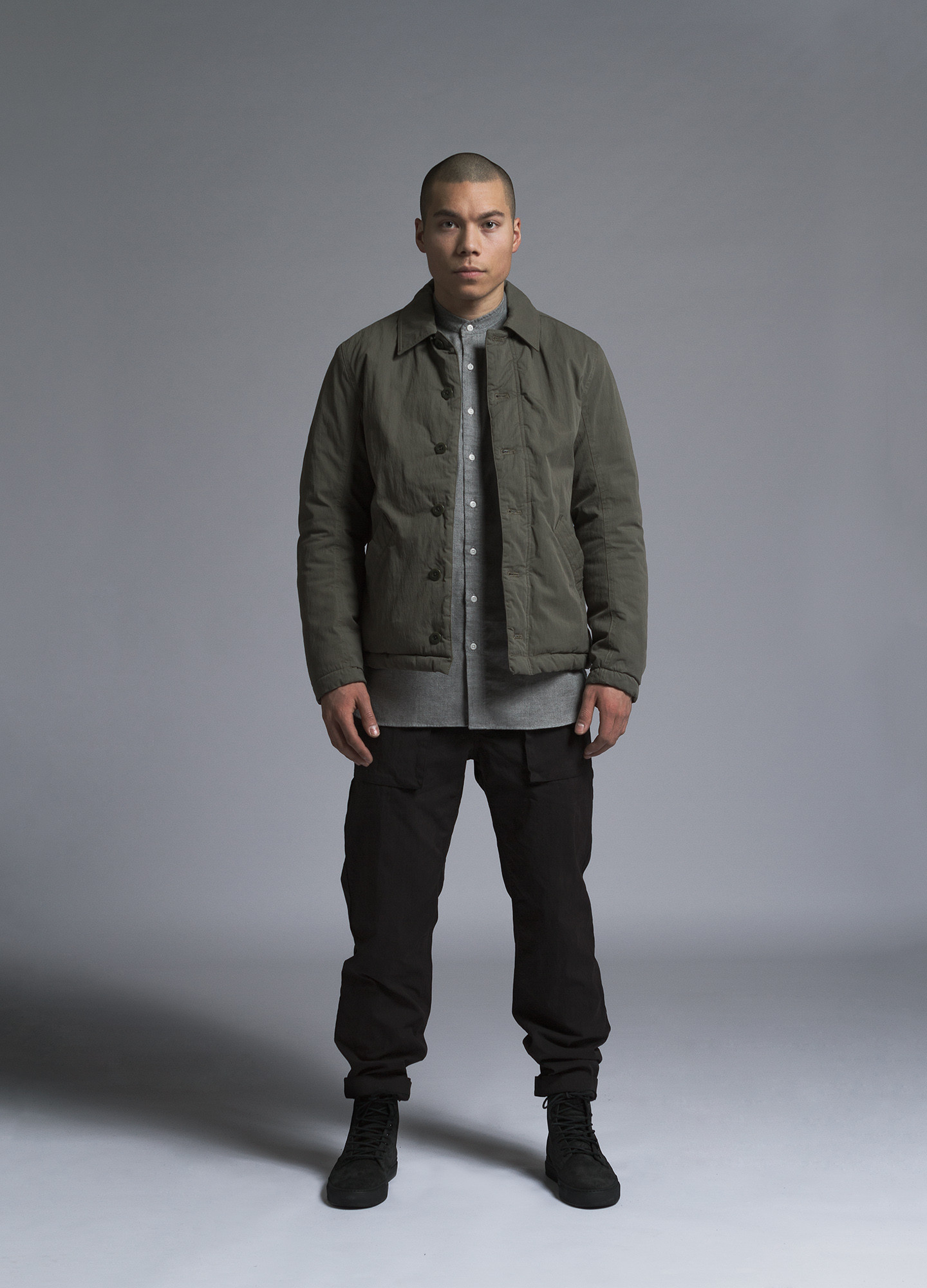 Insulated Deck Jacket