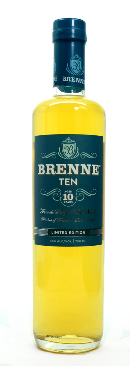 Brenne 10 Year Old Single Malt Whisky (France)